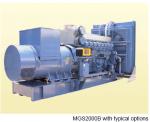 Дизель-генератор MITSUBISHI MGS2500B KT83