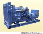 Дизель-генератор MITSUBISHI MGS0450B HC5D