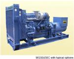 Дизель-генератор MITSUBISHI MGS0450C