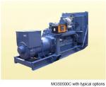 Дизель-генератор MITSUBISHI MGS0500C 5CP-H5E