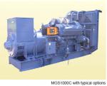 Дизель-генератор MITSUBISHI MGS1000C