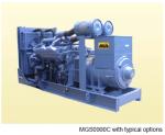 Дизель-генератор MITSUBISHI MGS0900C