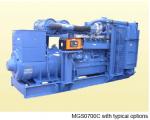 Дизель-генератор MITSUBISHI MGS0700C