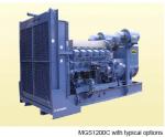 Дизель-генератор MITSUBISHI MGS1200C