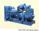 Дизель-генератор MITSUBISHI MGS1400C