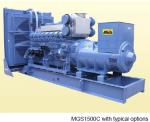 Дизель-генератор MITSUBISHI MGS1500C