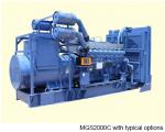 Дизель-генератор MITSUBISHI MGS2000C