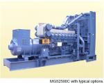 Дизель-генератор MITSUBISHI MGS2500C