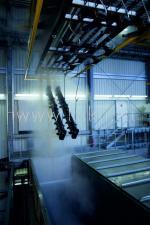 Горячее цинкование стальных конструкций
