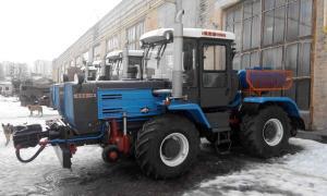 Мотовоз (локомобиль) маневровый на базе трактора ХТЗ-150К-09-25