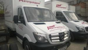 Mercedes-Benz Sprinter 315CDI 2013 г.в.