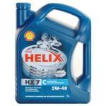 Моторное масло для легковых автомобилей Shell Helix HX7 5W-30