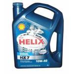 Моторное масло для легковых автомобилей Shell Helix HX7 Diesel 10W-40