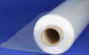 Пленка полиэтиленовая пл. 200 г/кв.м, рулон 6х50м