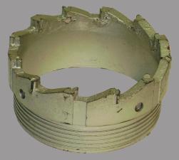 Твердосплавные коронки типа 18 ЭКТС