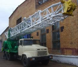 Агрегат подъемный УПА-80