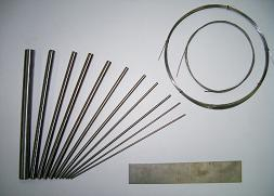 Нитинол(nitinol), никелид титана