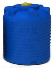 Емкости цилиндр. Вертикальные KSC-C-5000