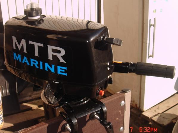 лодочный мотор мтр марине 2.6 инструкция по эксплуатации