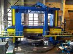 Восстановление, модернизация тяжелых токарно-карусельных станков