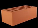 Кирпич облицовочный керамический красный полуторный Старооскольский