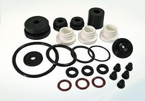 Резиновые уплотнительные кольца, втулки и прокладки
