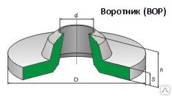 Манжеты пневматические ВОР ГОСТ 6678-53