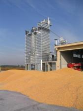 Организация ремонта, регулировка, инженерная помощь и настройка шахтных и модульных зерносушилок