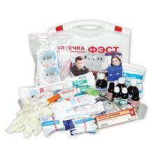 Аптечка производственная на 30 человек (пластиковый чемоданчик)