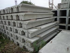 Камни бетонные и ж/б бортовые