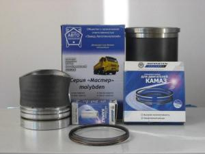 Цилиндро-поршневая группа КАМАЗ 740; евроI; евро II.