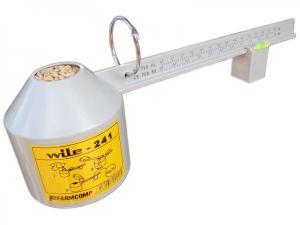 Весы-пурка WILE 241