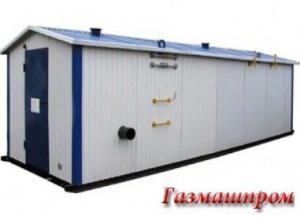 Транспортабельные котельные установки БКУ-700, БКУ-800, БКУ-1000, БКУ-1260, БКУ-1600, БКУ-2000, БКУ-3000, БКУ-4000, БКУ-6300