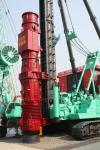 Дизельный молот SEMW D19-42 для сваебойной установки