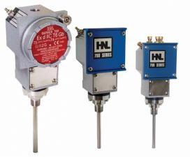 Датчики давления и температуры HNL