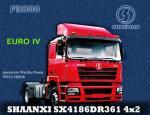 Седельный тягач SHAANXI SX4186DR361 4х2