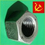 Гайка шестигранная диаметр м24 оцинкованная в коробках по 25 кг ГОСТ 5927-70 класс прочности 10.0