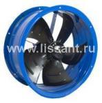 Осевой вентилятор ВО 550-4D-01 фланцевый