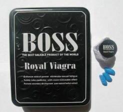 Boss Royal Viagra Королевская Виагра Босс 1 амфора=3 таблетки