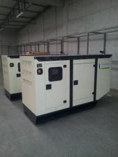 Дизельная электростанция UND 35 кВА (25 кВт)