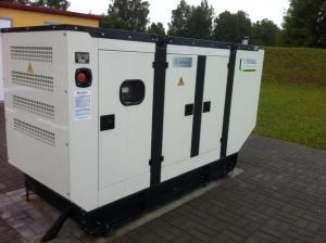 Электростанция трехфазовая UND 55 кВА