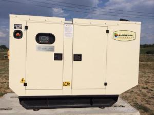 Электрогенератор стационарный UND 90 кВА (65 кВт)