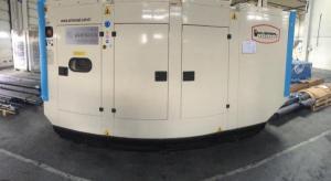 Дизельный генератор UND 400 кВА (320 кВт)