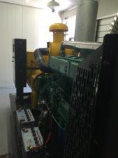 Генераторы дизельные UND 150 кВА (120 кВт), открытого исполнения