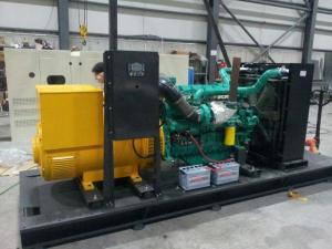 Дизель-генератор синхронный UND 175 кВА, без кожуха