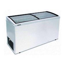 Морозильный ларь FROSTOR 500 Е с гнутыми стеклянными створками