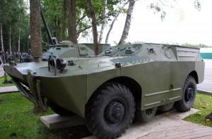 БРДМ-1 спецтехпортал.рф