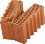 Поризованный керамический блок Porotherm 38 1/2 доборный элемент