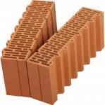 Поризованный керамический блок Porotherm 51 1/2 доборный элемент