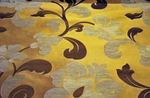 Ткани для портьер, обивки, драпировки, декорирования: жаккард.